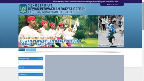 DPRD Halut