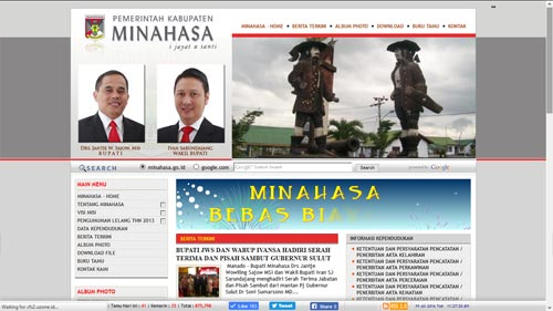 Pemkab Minahasa