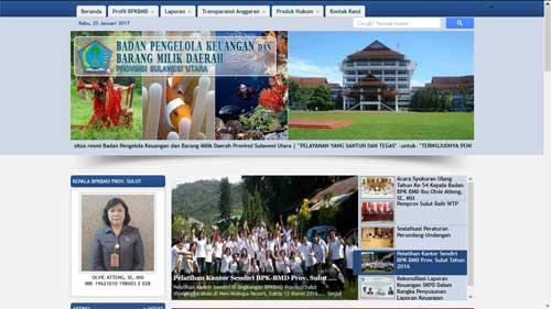 BPKBMD Provinsi Sulut