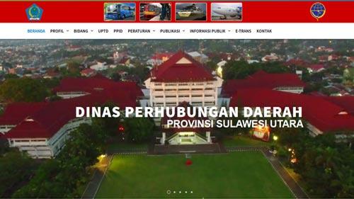 Dinas Perhubungan Daerah Provinsi Sulawesi Utara