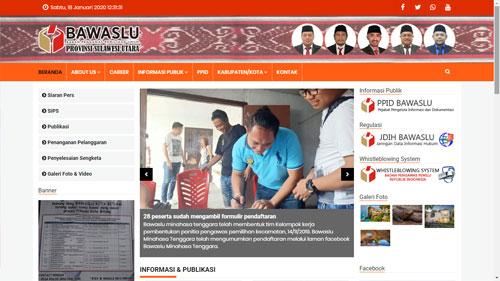 Bawaslu Sulut