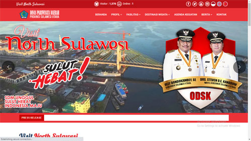 North Sulawesi Tourism